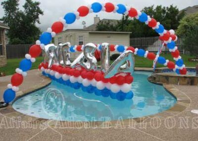 Specialty Decor Balloons 15