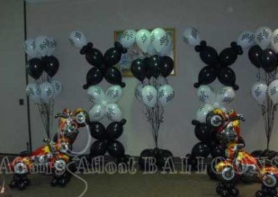 Floor Bouquet Balloons 2