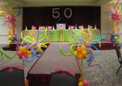 Specialty Decor Balloons 29