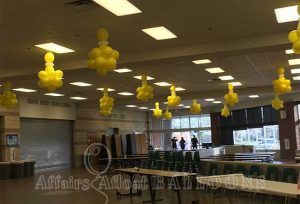 specialty balloon decorations dallas fort worth metroplex