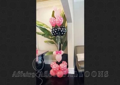 Floor Bouquet Balloons 11