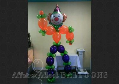 Specialty Decor Balloons 47