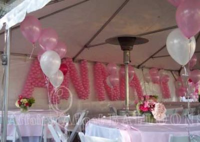 Specialty Decor Balloons 6