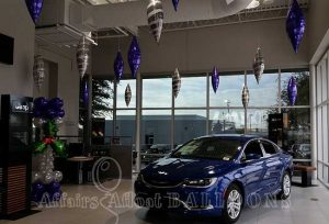 Specialty Custom Balloon Decorations from Affairs Afloat Balloons serving Dallas and Fort Worth Texas