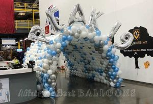 specialty balloon decorations dallas and fort worth