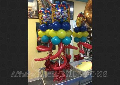 Table Decor Balloons 38