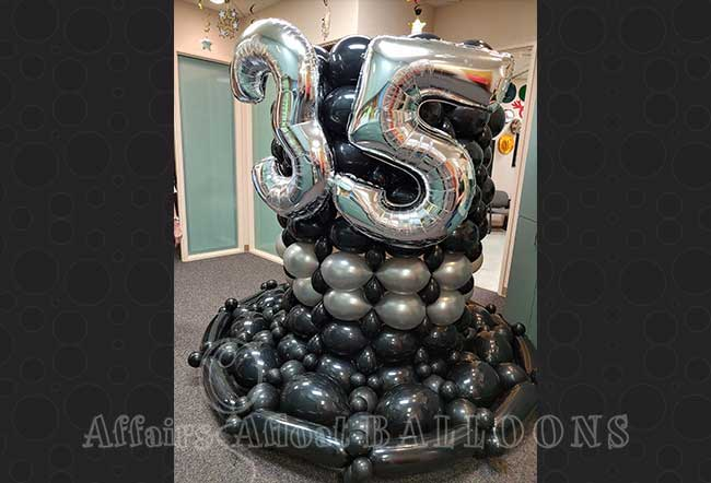 Specialty Decor Balloons 119