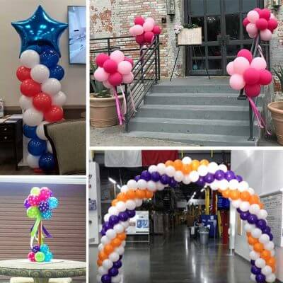 wow-balloon-decorations fort worth and dallas area